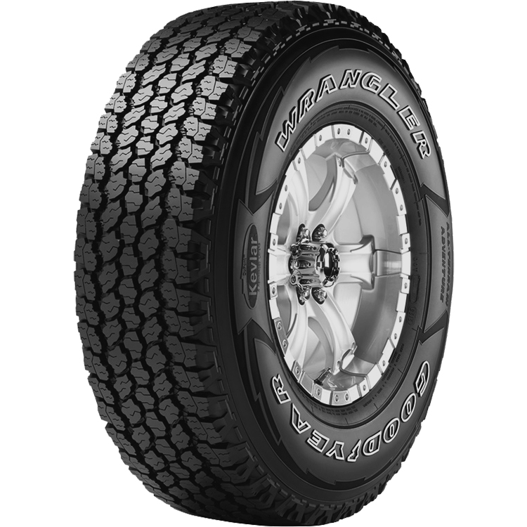 255/55R19 GOODYEAR GOYE WRANGLER AT ADVENTUR 111H