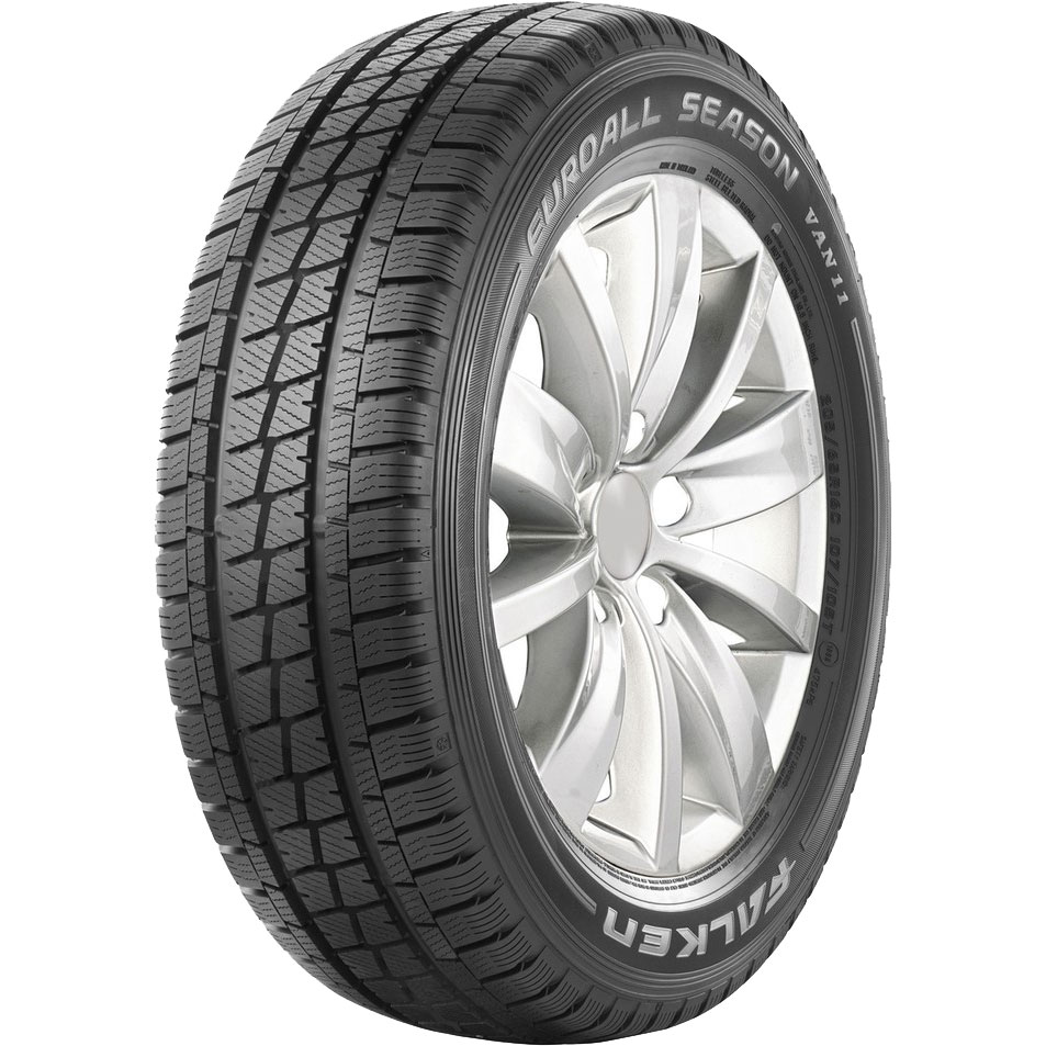 215/60R17C FALKEN EURO AS VAN11